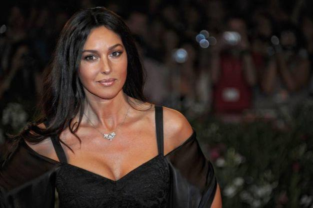 Monica Bellucci (LaPresse)