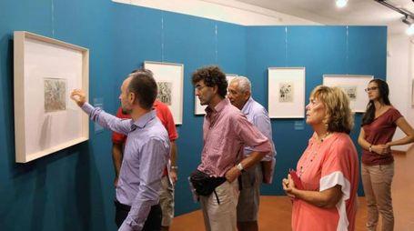 Visita guidata alla mostra di Chagall