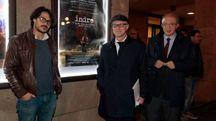 A Fucecchio la prima del film su Montanelli (Foto Gianni Nucci)
