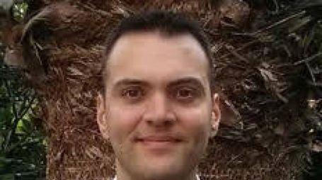 Il ricercatore Giorgio Mattei