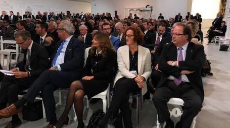 La prima assemblea Confindustria dopo la fusione