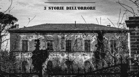 La copertina del libro 'I demoni delle campagne' di Martino Savorani
