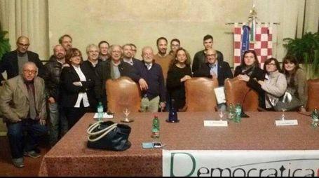 La serata sul referendum in Sala Maggiore