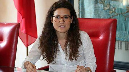 La sindaca Francesca Brogi