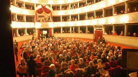 Il teatro del Giglio (foto Alcide)