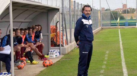 Nicola Sena, l'allenatore del Picchi