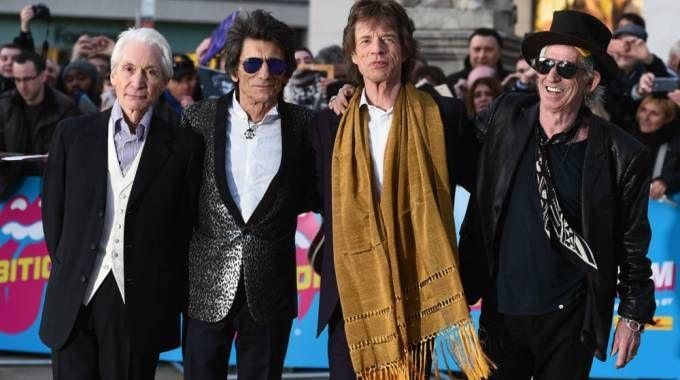 I migliori 5 album dei Rolling Stones - (Foto: Olycom)