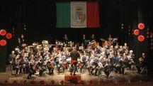 La Filarmonica imolese diretta dal maestro Gianpaolo Luppi