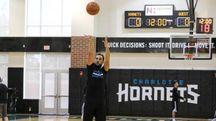 Marco Belinelli (Hornets.com)