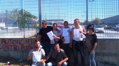 Il gruppo di operai