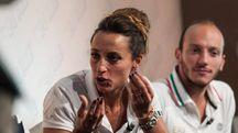 Elisa Di Francisca al Forum Sport e Business