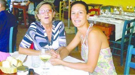Mirella Satta con la figlia e nostra giornalista Letizia Cini