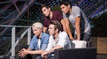 I Jarvis, il gruppo che si è ritirato da X Factor
