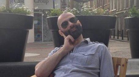 Stefano Brizzi, 50 anni pistoiese, è stato arrestato a Londra per l'omicidio di un agente scozzese, i cui resti sono stati trovati nella sua casa