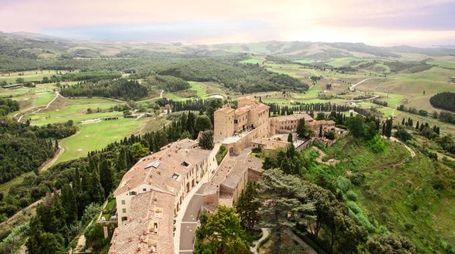 Una panoramica del Toscana Resort Castelfalfi