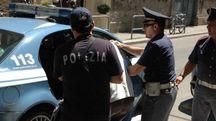 Poliziotti in azione (foto di repertorio)