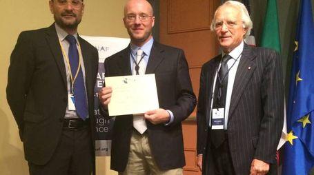 Sovico, l'astronomo Andrea Isella premiato a Washington