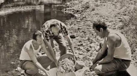 Bisenzio, 100 anni di vita sul fiume