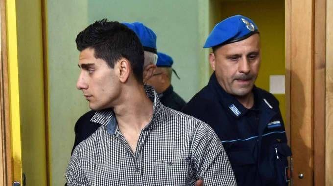 Constantin Fiti, uno dei tre imputati per l'omicidio Tartari (foto Businesspress)