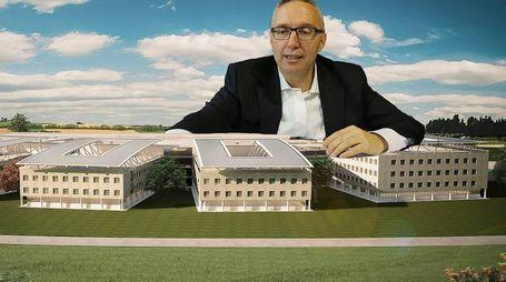 Il progetto per il nuovo ospedale