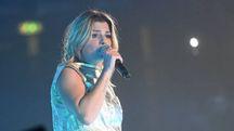 Emma Marrone all'Unipol Arena di Bologna (Foto Schicchi)