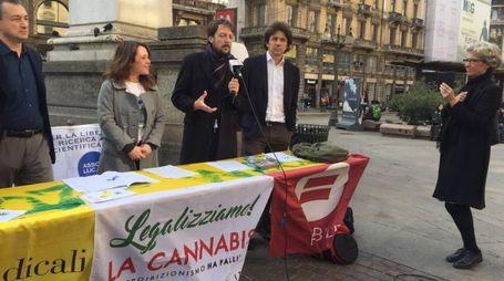 Raccolta firme per Legalizziamo Days