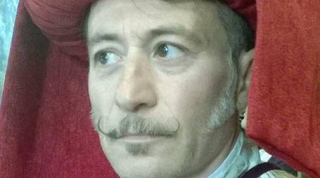 Il priore Lucio Giombini
