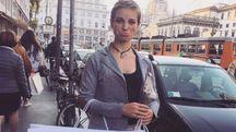 Bebe Vio a Milano (Instagram)