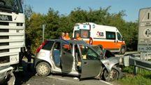 L'incidente mortale in via Madrara