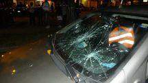 L'incidente mortale a Novellara