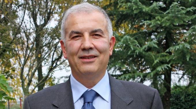 L'ispettore di polizia Giuseppe Falcone