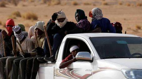 Franco Giorgi ora è detenuto in Libia (Foto d'archivio Reuters)