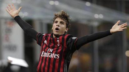 Manuel Locatelli esulta dopo il gol (Ansa)