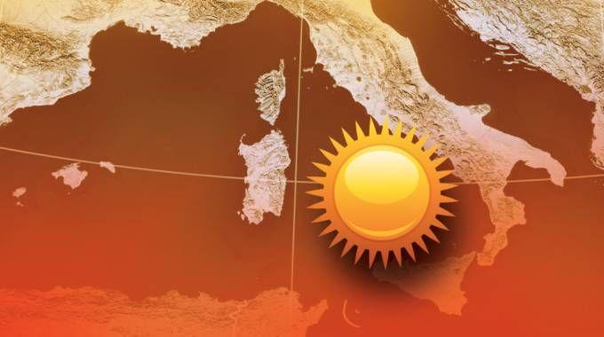 Previsioni meteo, estate al Sud nei prossimi giorni (Ansa)