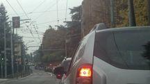 Bologna, ancora disagi a San Ruffillo e in via Toscana per un cantiere