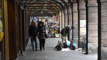 Uno scorcio di via Emilia San Pietro: i titolari di attività lamentano problemi di lunga data