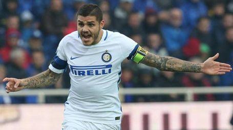 Inter, Mauro Icardi (Ansa)