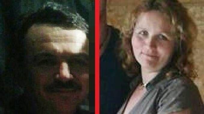 Petru Cornel Movila e la moglie Nona