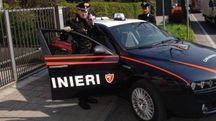 Carabinieri (Archivio Newpress)