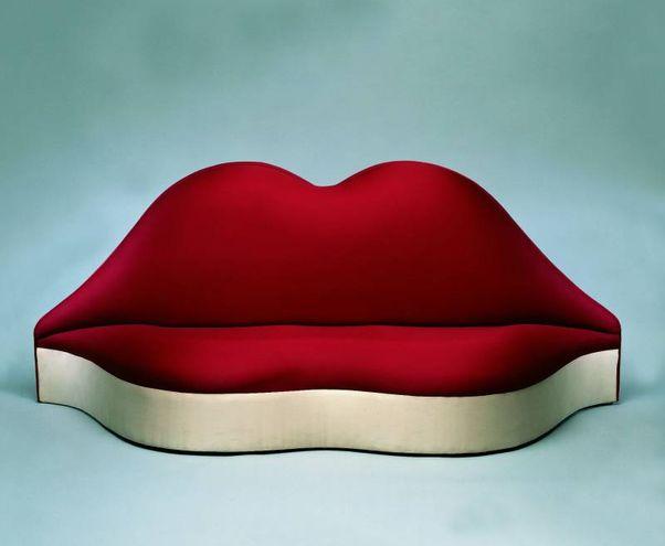 Dalì - Mae West Lips Sofa 1936-74