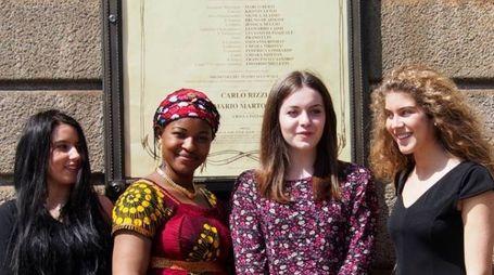 Lo scorso anno, grazie a questo progetto,  gli studenti delle superiori andarono alla Scala di Milano per assistere alla «Cena delle beffe»