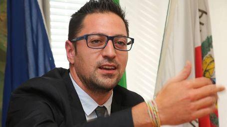 Daniele Tagliolini, presidente della Provincia e sindaco di Peglio