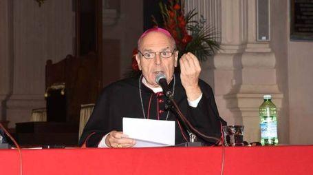 Monsignor Massimo Camisasca (foto Artioli)