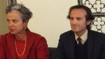 Elisabetta Corsi e Fulvio Mancuso