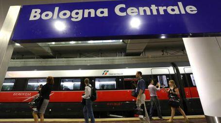 La stazione sotterranea di Bologna