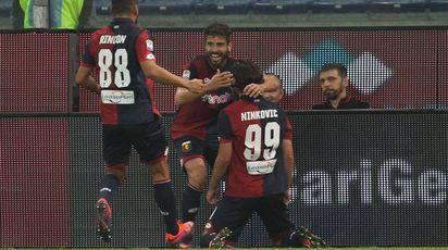 Genoa-Milan (La Presse)