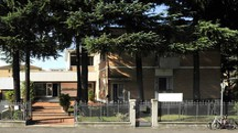 La sede della 'Francesco Colombo' srl azienda che si occupa di rivestimenti, pavimentazioni e asfalti