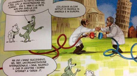 """Numero speciale del magazine di fumetti """"Comics e Science"""""""