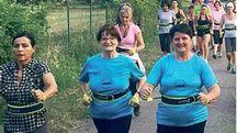 """Acluni dei """"camminatori"""" che già usano la cintura di Battiston"""