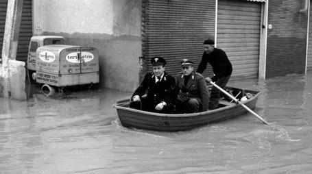 La storica alluvione